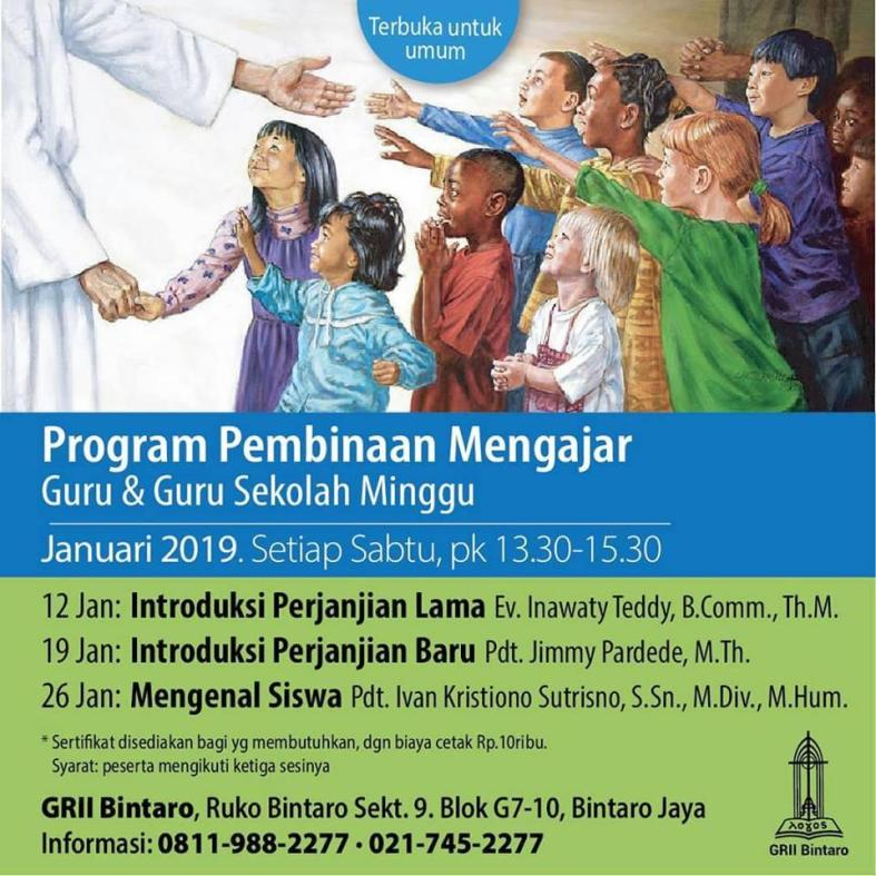program pembinaan mengajar
